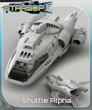 2nd Dynasty Shuttle Alpha
